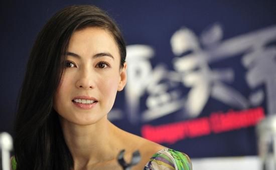 Trương Bá Chi bị gạt khỏi dự án Phong Thần Bảng 3D