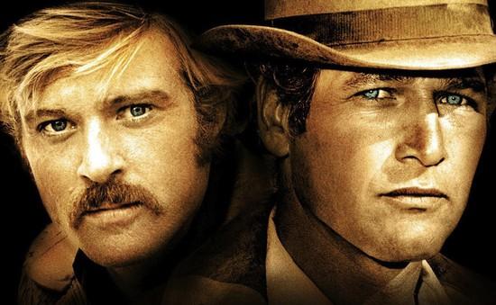 """Xem lại phim cuối tuần """"Butch Cassidy và The Sundance Kid"""" (14h15, VTV1)"""