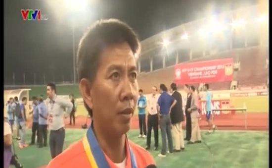 HLV Hoàng Anh Tuấn: U19 Việt Nam thua toàn diện