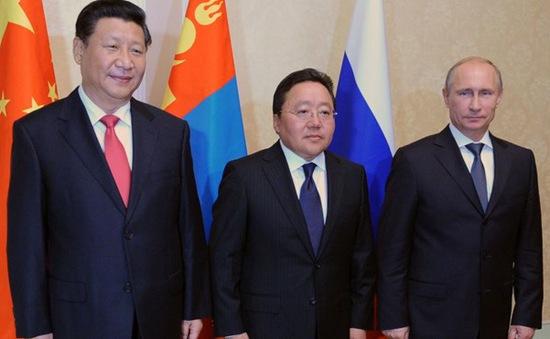 Nga, Trung Quốc, Mông Cổ thúc đẩy liên kết kinh tế