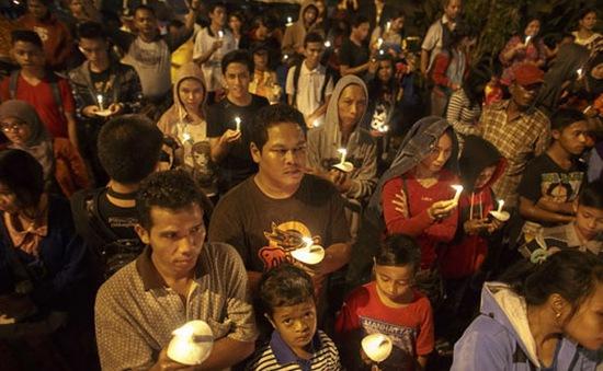 Đã tìm thấy 11 thi thể nạn nhân máy bay QZ8501