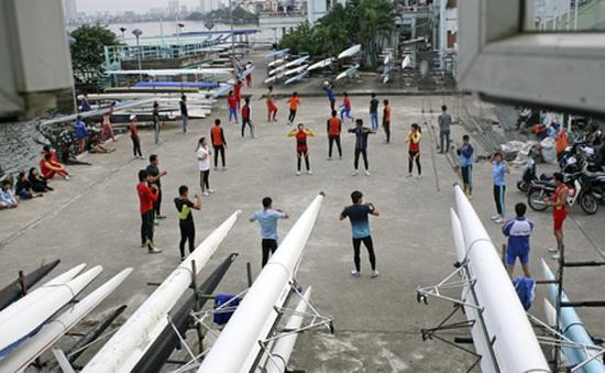 VĐV Rowing Việt Nam và sự thiếu thốn cơ sở vật chất: Vấn đề muôn thuở?