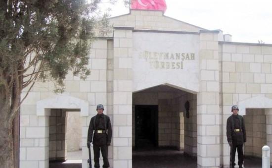 Thổ Nhĩ Kỳ: Lăng mộ Suleyman phải sơ tán để tránh bạo lực