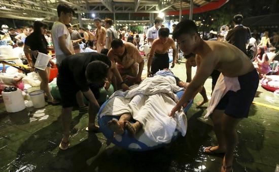 Những ký ức kinh hoàng về vụ hỏa hoạn tại Đài Loan
