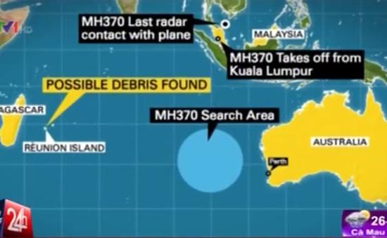 Mảnh vỡ thứ 2 trên đảo Reunion không phải là của MH370
