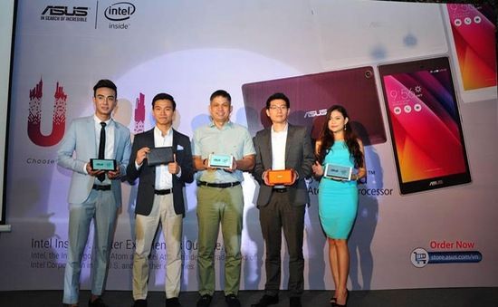 Tablet ASUS ZenPad: Cấu hình khủng, giá cả phải chăng