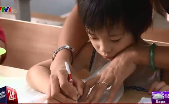 Cuộc sống nhiều thay đổi của trẻ em chùa Bồ Đề