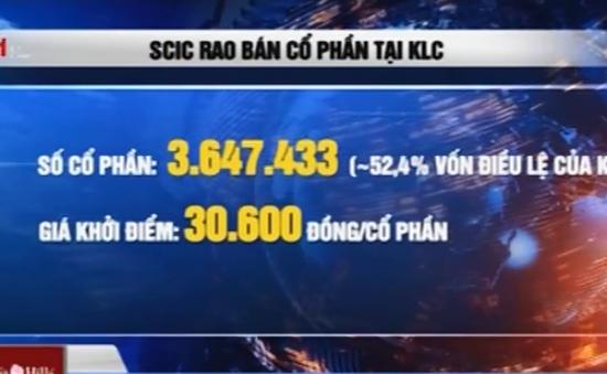 SCIC rao bán cổ phần tại KLC