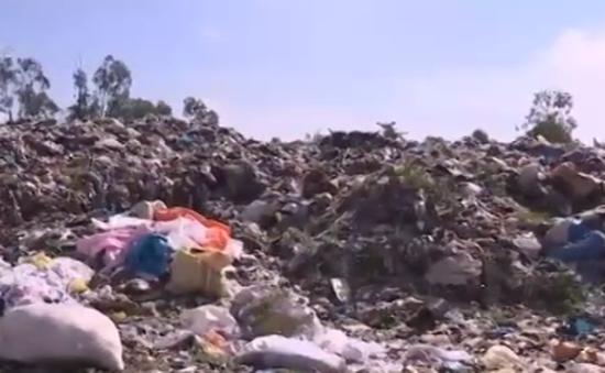 Hàng trăm hộ dân ở Cần Thơ 'khốn khổ' với bãi rác 3 không