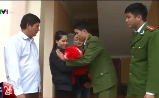 Giải cứu bé 2 tháng tuổi bị bắt cóc tại Lào Cai