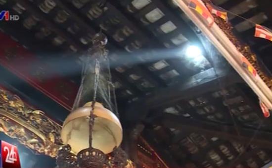 Xót xa ngôi chùa hơn 200 tuổi xuống cấp nghiêm trọng ở TP.HCM