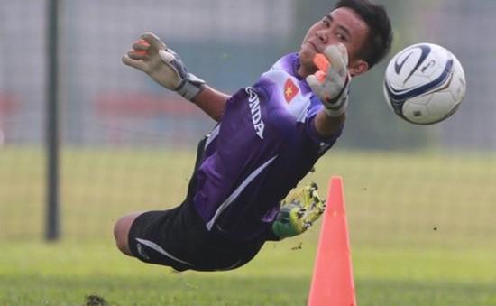 Thanh Tuấn có thể sẽ vắng mặt ở VCK U23 Châu Á do chấn thương