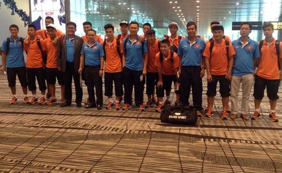 U23 Việt Nam được hâm mộ ở Singapore