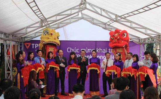 TPBank khai trương điểm giao dịch mới tại Long Biên
