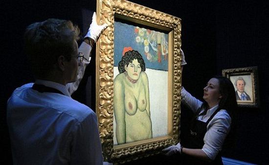 """Lần đầu tiên tranh Picasso có… """"khuyến mãi"""""""