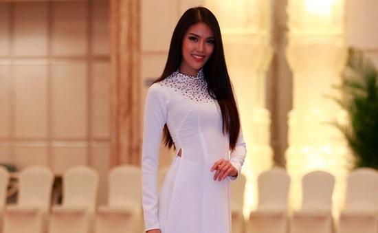 Lan Khuê nổi bật giữa dàn người đẹp tại Miss World