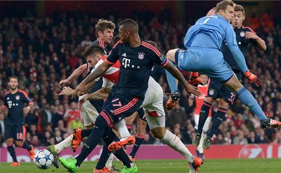 Pep không đổ lỗi cho Neuer sau thất bại