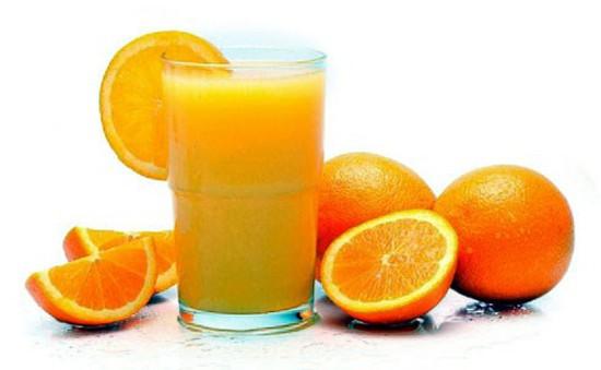 Những lợi ích không ngờ của nước cam