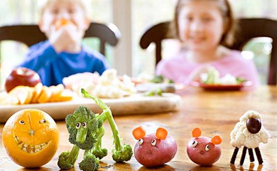 Cách giúp trẻ ăn rau nhiều hơn