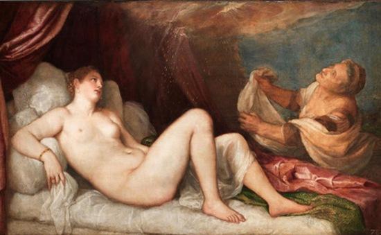 Câu chuyện kỳ lạ quanh bức họa gợi tình nhất của Titian