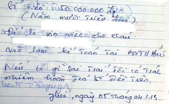 Thừa Thiên - Huế: Khởi tố đối tượng lừa xin việc chiếm đoạt 22 tỷ đồng