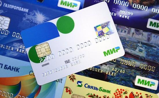 Nga phát hành thẻ thanh toán quốc gia, thay thế Visa và Mastercard