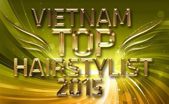 Chung kết Vietnam Top HairStylist 2015: Sáng tạo là không giới hạn