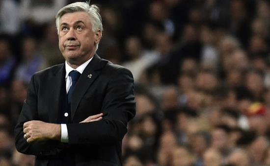 Real thua 4 bàn tại Bernabeu, Ancelotti vẫn chưa lo mất việc