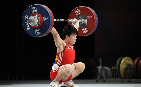 Việt Nam khẳng định đẳng cấp tại Giải cử tạ vô địch ĐNA