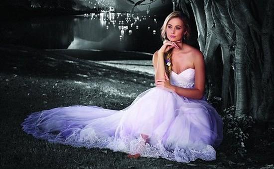 Váy cưới tuyệt đẹp lấy cảm hứng từ các nàng công chúa
