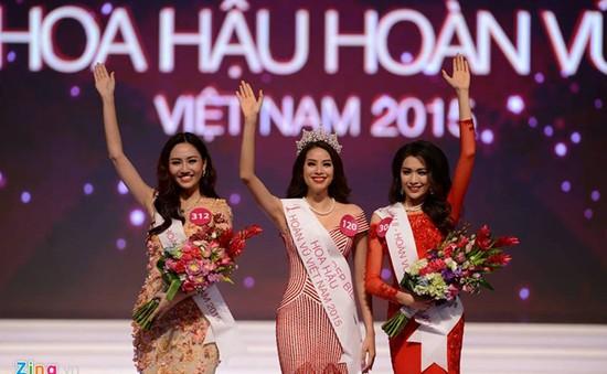 Xem lại Chung kết Hoa hậu Hoàn vũ Việt Nam 2015