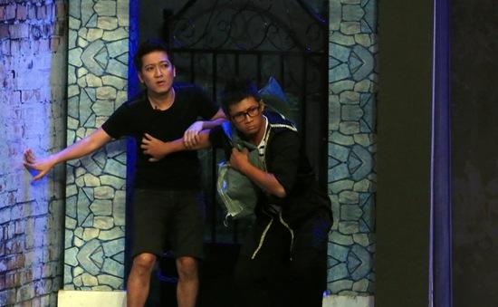 Vào vai ăn trộm, Thiên Vương 'đánh cắp' trái tim Hoài Linh