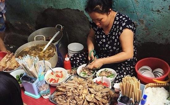 Thưởng thức bún ngan nổi tiếng nhất nhì Hà Nội