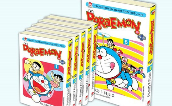 Xuất bản phần truyện tranh chưa từng công bố của cha đẻ Doraemon