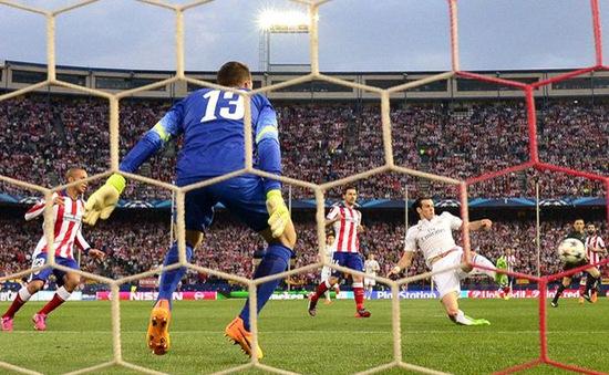 """""""Người hùng"""" Atletico Madrid tự tin trước trận lượt về tại Bernabeu"""