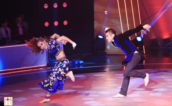 Thưởng thức vũ đạo điêu luyện của Quán quân Bước nhảy ngàn cân 2015