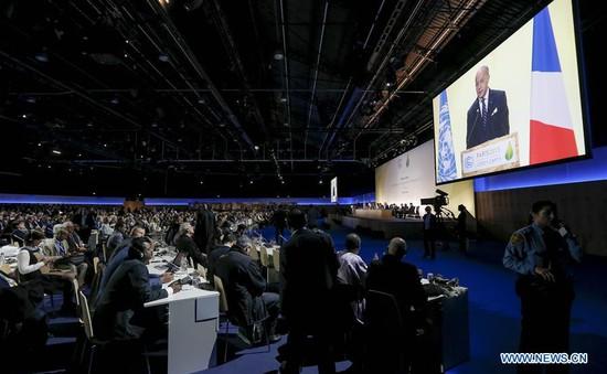 Hội nghị COP 21 tranh cãi về nguồn tài chính cho ứng phó biến đổi khí hậu