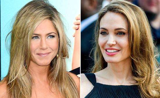 Jennifer Aniston hết lời khen ngợi Angelina Jolie