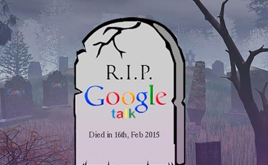 "Google Talk sắp bị ""khai tử"""