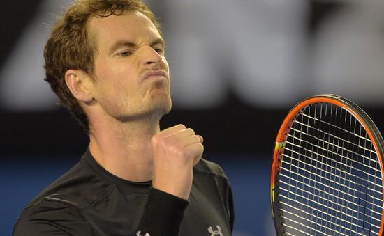 Thắng ngược Berdych, Murray tiến vào chung kết Úc mở rộng 2015