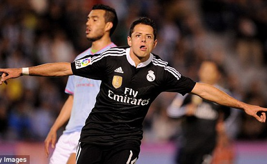 Celta Vigo 2-4 Real Madrid: Chicharito tỏa sáng trong trận cầu đôi công hấp dẫn