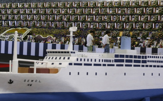 Hàn Quốc: Tưởng niệm 500 ngày thảm kịch chìm phà Sewol