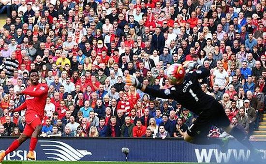 Liverpool 3-2 Aston Villa: Và Sturridge lại nhảy poping