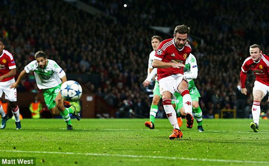 Man Utd: Mourinho đến, còn chốn nào cho Juan Mata?