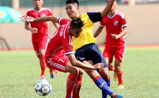 Vòng chung kết giải U21 Báo Thanh niên 2015 chính thức khởi tranh
