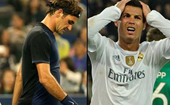 Federer và Ronaldo - những bậc thầy về xây dựng hình ảnh