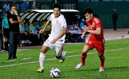 Becamex Bình Dương quyết tâm giành điểm đầu tiên tại AFC Champions Leagues