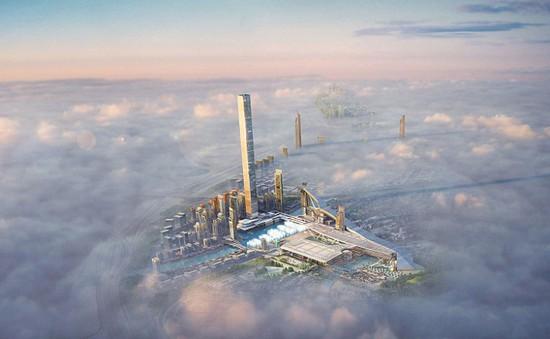 Dubai phá kỷ lục tòa nhà cao nhất hành tinh
