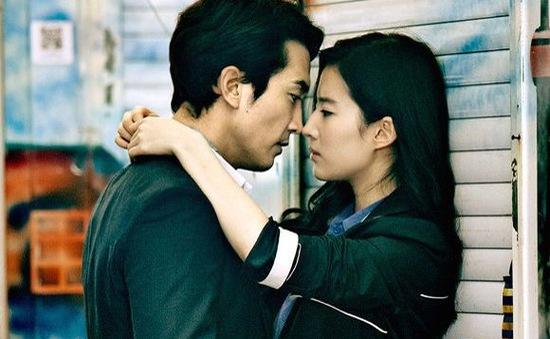 Lưu Diệc Phi từ chối lời cầu hôn của Song Seung Hun?