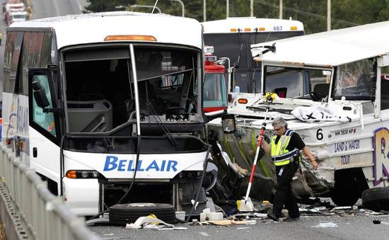 Tai nạn xe bus tại Mỹ: 3 sinh viên Việt Nam đã được xuất viện